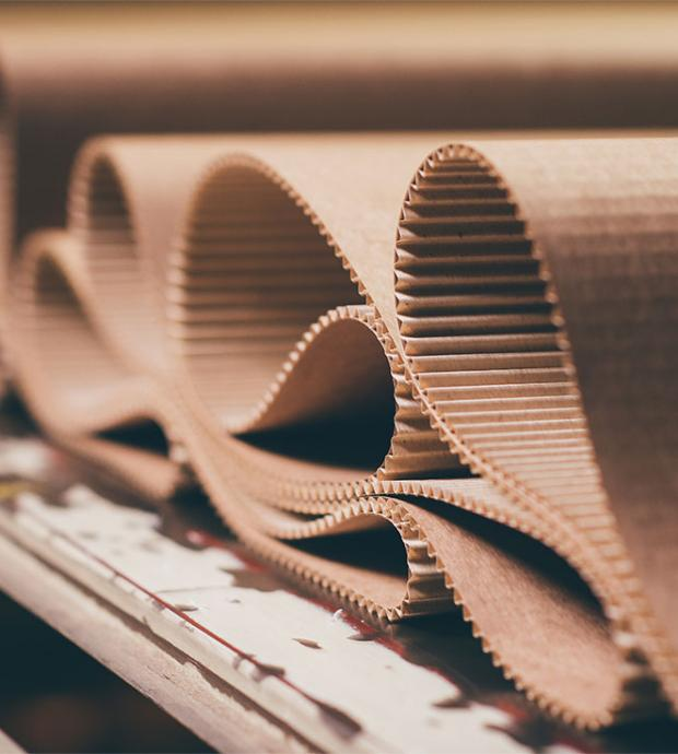 Corrugated Material
